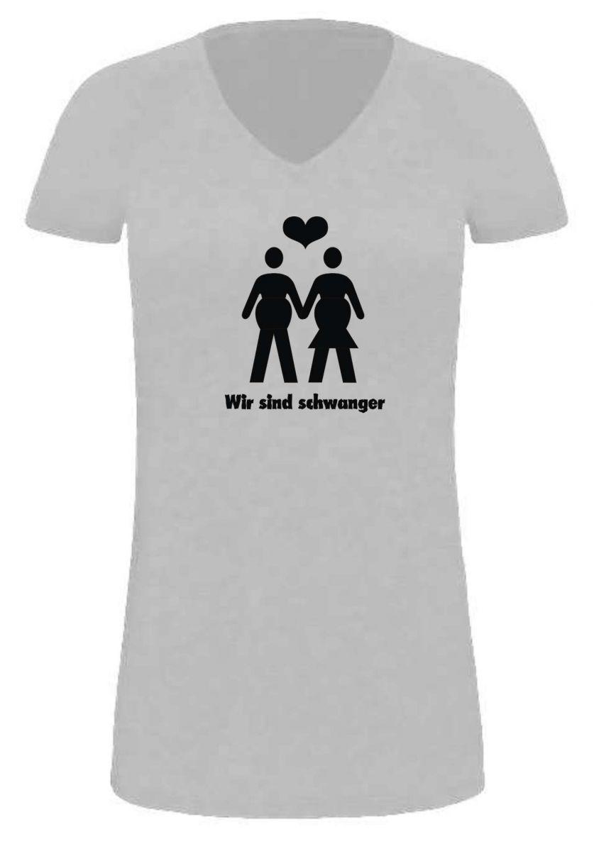 T Shirt Schwanger