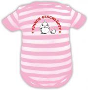 Baby Beanie Mütze Sommer Stripes mit Papas ganzer Stolz /FAT