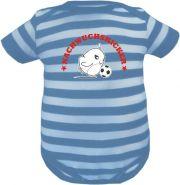 Baby Mütze 1-Zipfel Sommer Stripes mit Papas Meisterstück