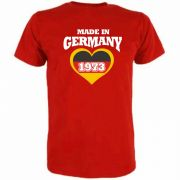 T-Shirt Made in Germany