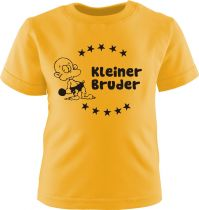Kids T-Shirt with Print Little Brother