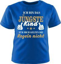 Kinder T-Shirt I LOVE MAMA