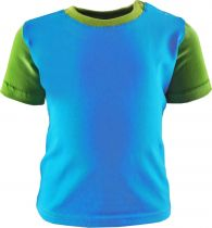Baby und Kinder Kurzarm Shirt Multicolor