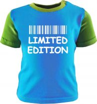 Baby und Kinder Shirt kurzarm Multicolor Limited Edition