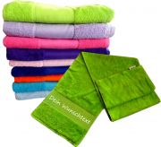 Baby Kombination Multicolor langarm / Shirt NAVY-SKY / Hosenfarbe frei wählbar