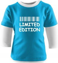 Baby und Kinder Shirt Langarm Multicolor Limited Edition