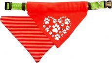 Baby Kombination Multicolor langarm / Shirt ROT-WEISS / Hosenfarbe frei wählbar