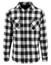 Checked Flannel Shirt / langarm karriert