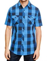Buffalo Plaid Woven Shirt / karriert