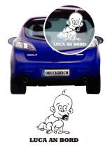 Autoaufkleber Motiv 308