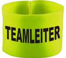 rubber elastic armband / mediaband with TEAMLEITER / 10 cm height