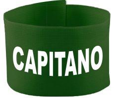 größenverstellbare Klett-Armbinde mit CAPITANO / 10 cm Höhe