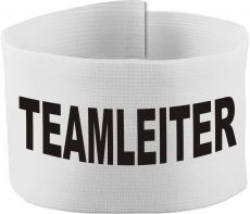 adjustable Velcro armband with Teamleiter / 10 cm height