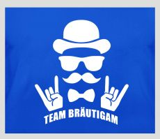 Shirt Team Bräutigam