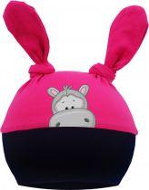 Baby / Kinder Rock mit kleiner Tasche HEIDI / Einhorn-pink