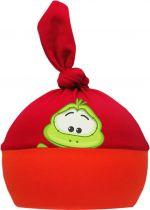 1-Zipfel Baby Mütze Multicolor Sweet Animals FROSCH
