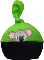 1-Zipfel Baby Mütze Multicolor Sweet Animals KOALA