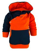 Baby and Kids Long Sleeve Hoodie Shirt stripes