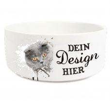 Tier Fressnapf Keramikschüssel klein 155 mm