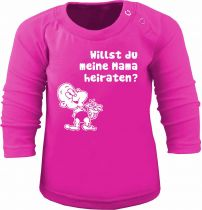 Limited Edition KLEINER FRATZ Baby//Kinder Baseball Kurzarm T-Shirt