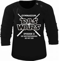 Baby und Kinder Langarm T-Shirt Gymnasium