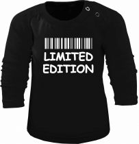 Baby und Kinder Langarm T-Shirt Limited Edition