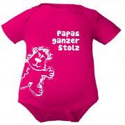 farbiger Baby Body Papas ganzer Stolz / COOK