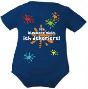 Baby Krabbelanzug Designerstück