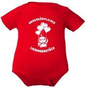farbiger Baby Body Unverkaeufliches Liebhaberstueck /COOK