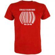 T-Shirt für Schwangere Finale Barcode
