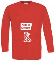 Langarm T-Shirt für Schwangere Made in Germany