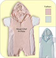 farbiger Baby Body 1/4 Miniboss