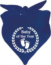 Baby Halstuch mit Druck Baby of the year