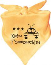 Baby Halstuch mit Druck Kleine Fressmaschine / AUNTI