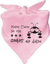 Baby Halstuch Meine Tante ist viel cooler als deine / AUNTI