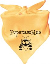 Baby Halstuch mit Druck Pupsmaschine