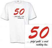 T-Shirt mit Druck Ich möchte einmal mit Profis arbeiten